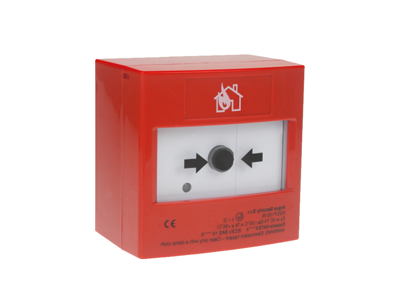 FF SGCP100-IS Kablosuz Yangın Alarm Butonu (Exproof)